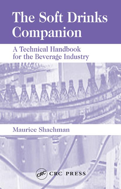 Soft Drinks Companion A Technical Handbook for the Beverage Indu
